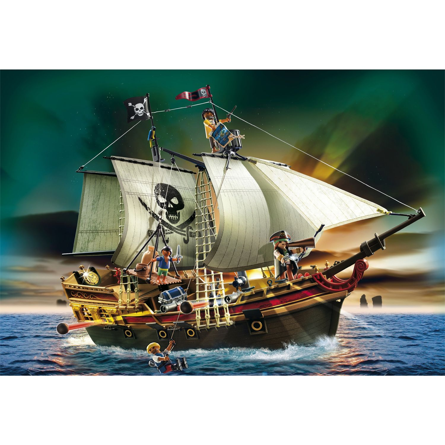 Playmobil Pirates Pirates' Ship