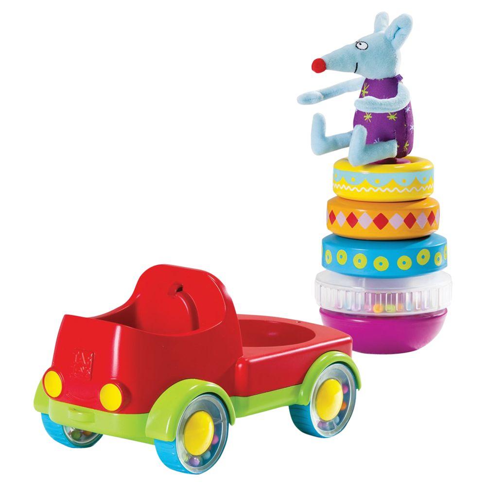 Taf Toys Stacker Truck