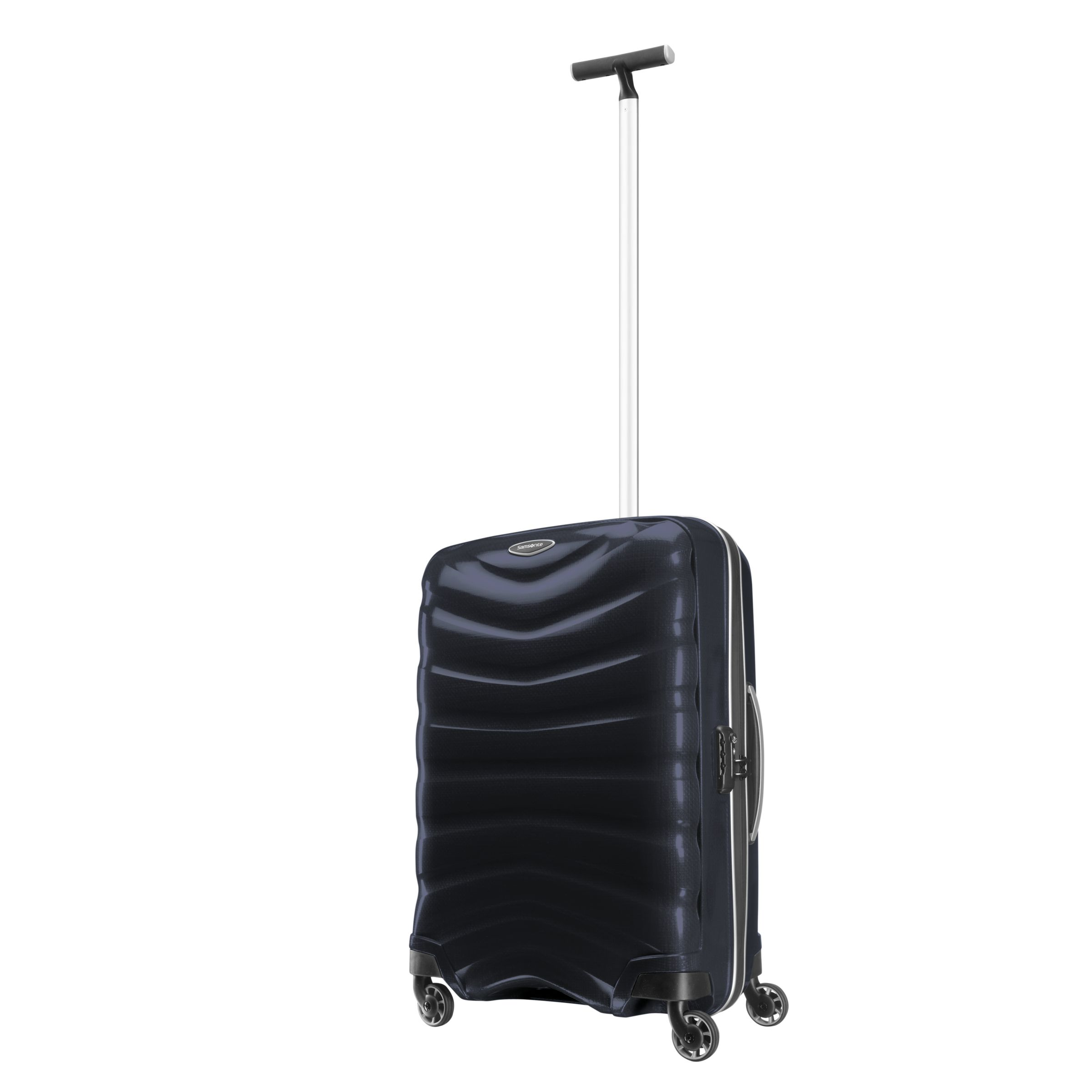 Samsonite Firelite 4-Wheel Spinner Suitcase, Charcoal, Cabin