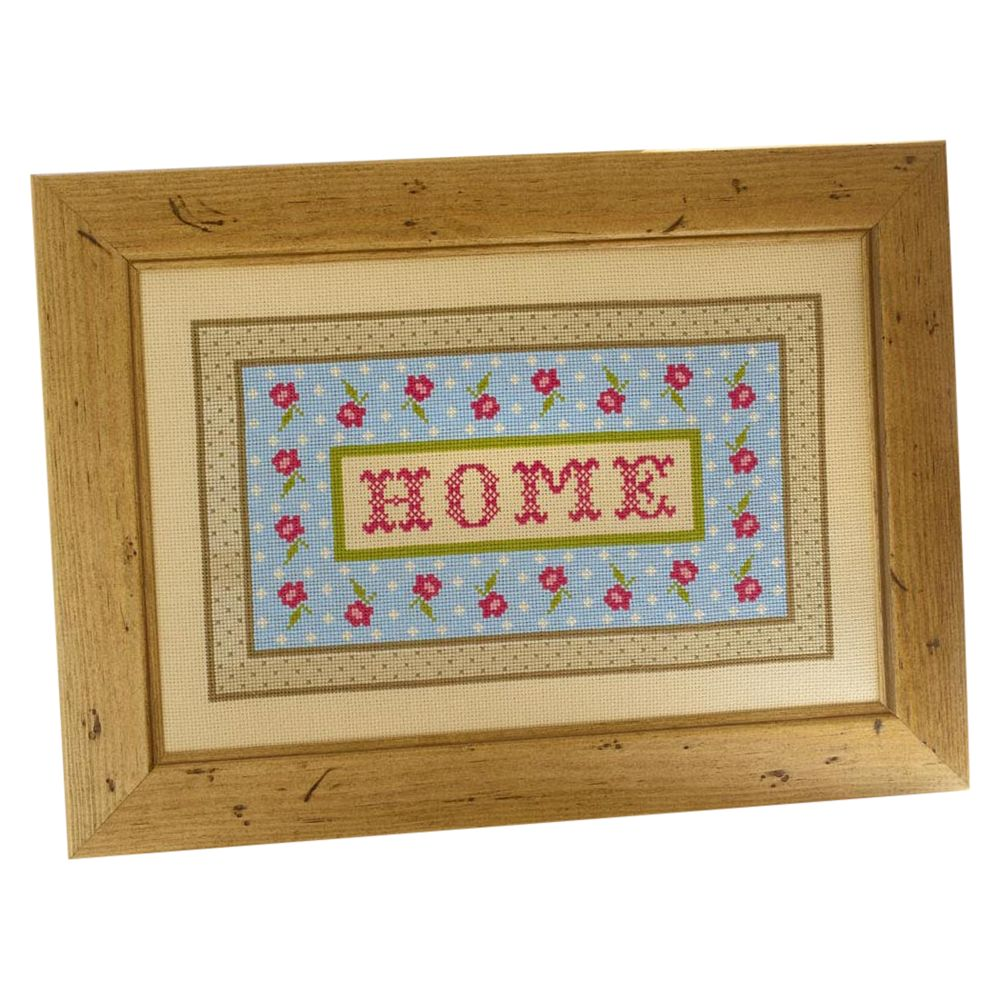 The Historical Sampler Company Home Cross Stitch Kit