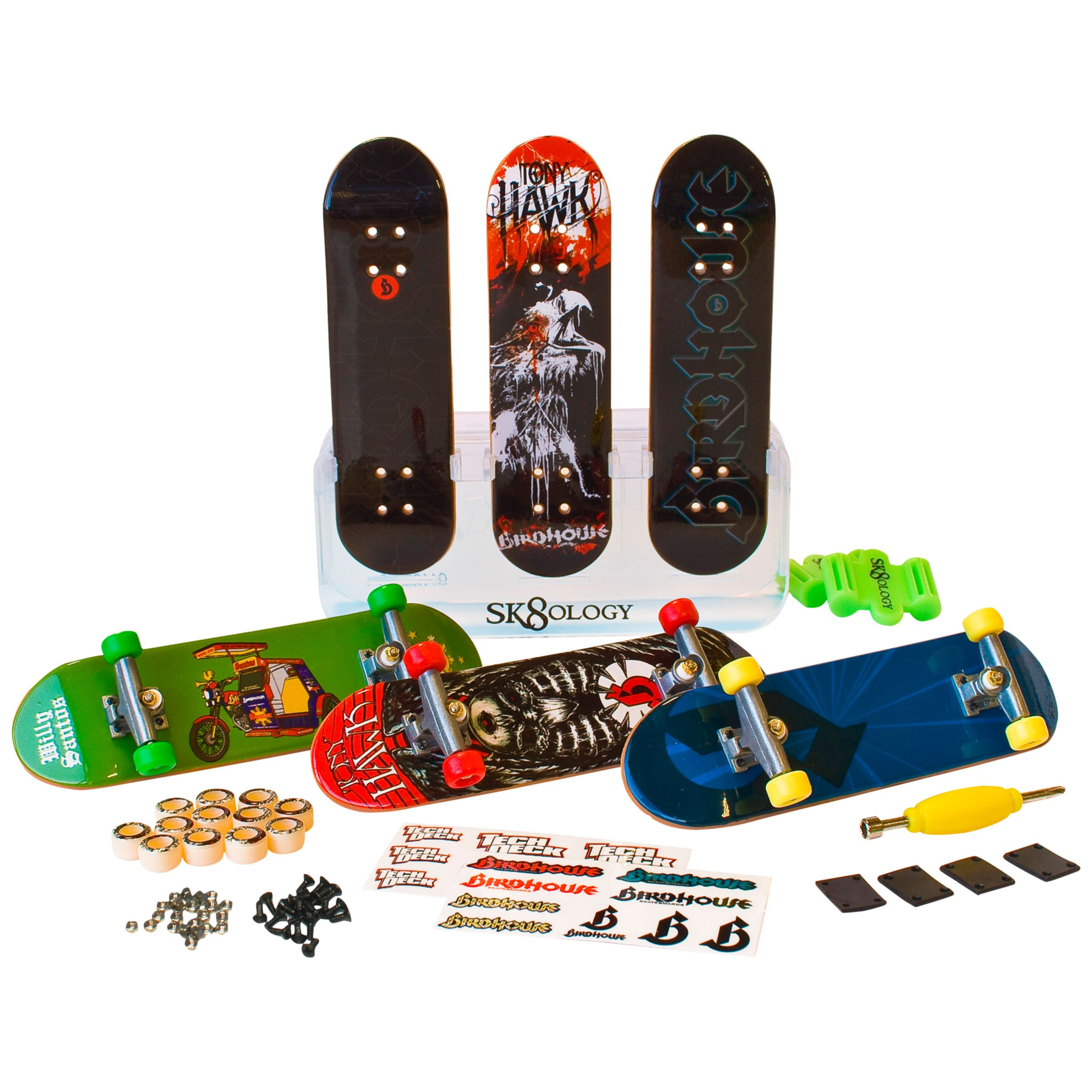 Tech Deck Sk8 Shop, Assorted