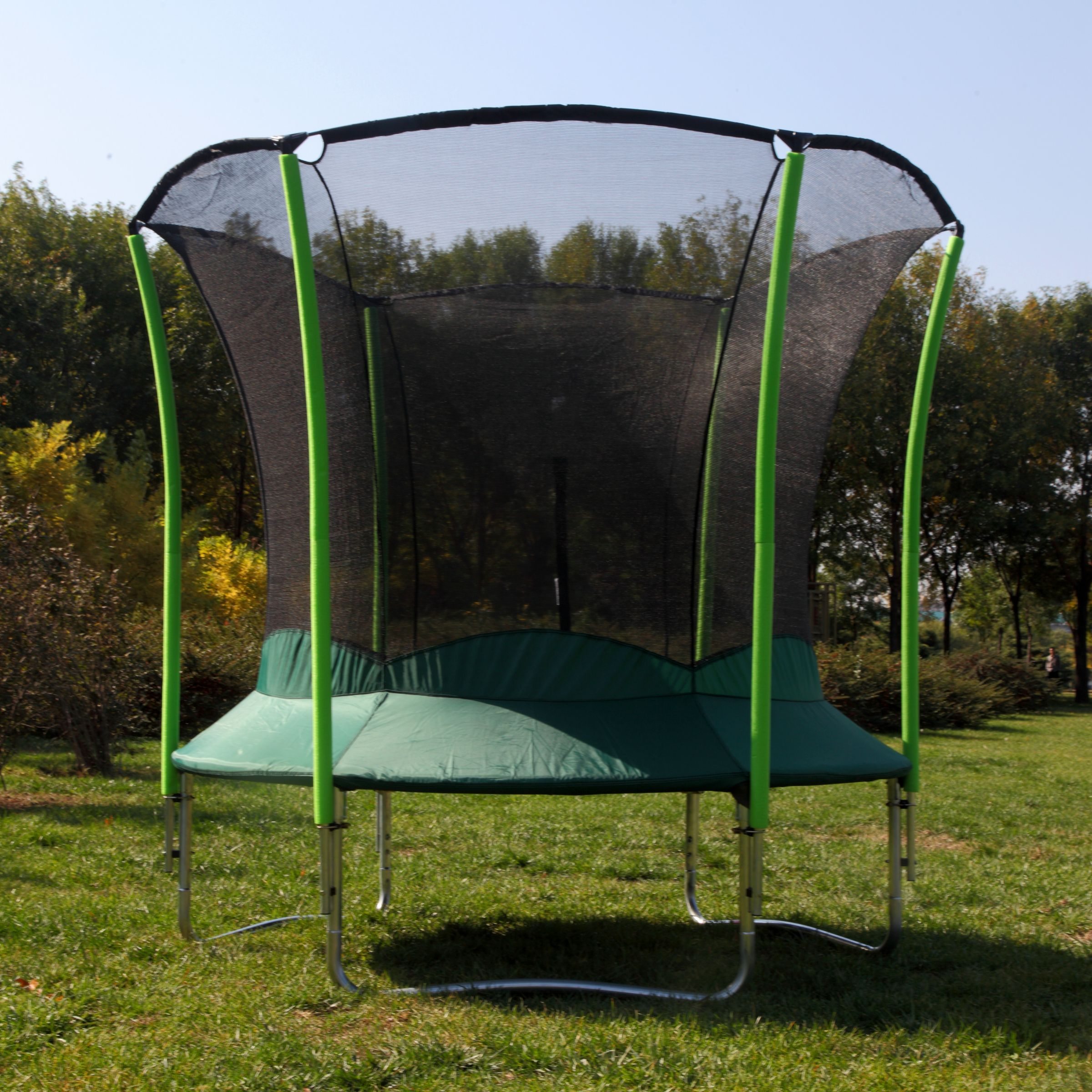 TP455 Zoomee SurroundSafe™ 7ft Trampoline