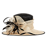 Jacques Vert Subtle Sophistication Hat, Sandstone