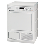 Miele T8826WP Condenser Tumble Dryer, 7kg Load, A Energy Rating