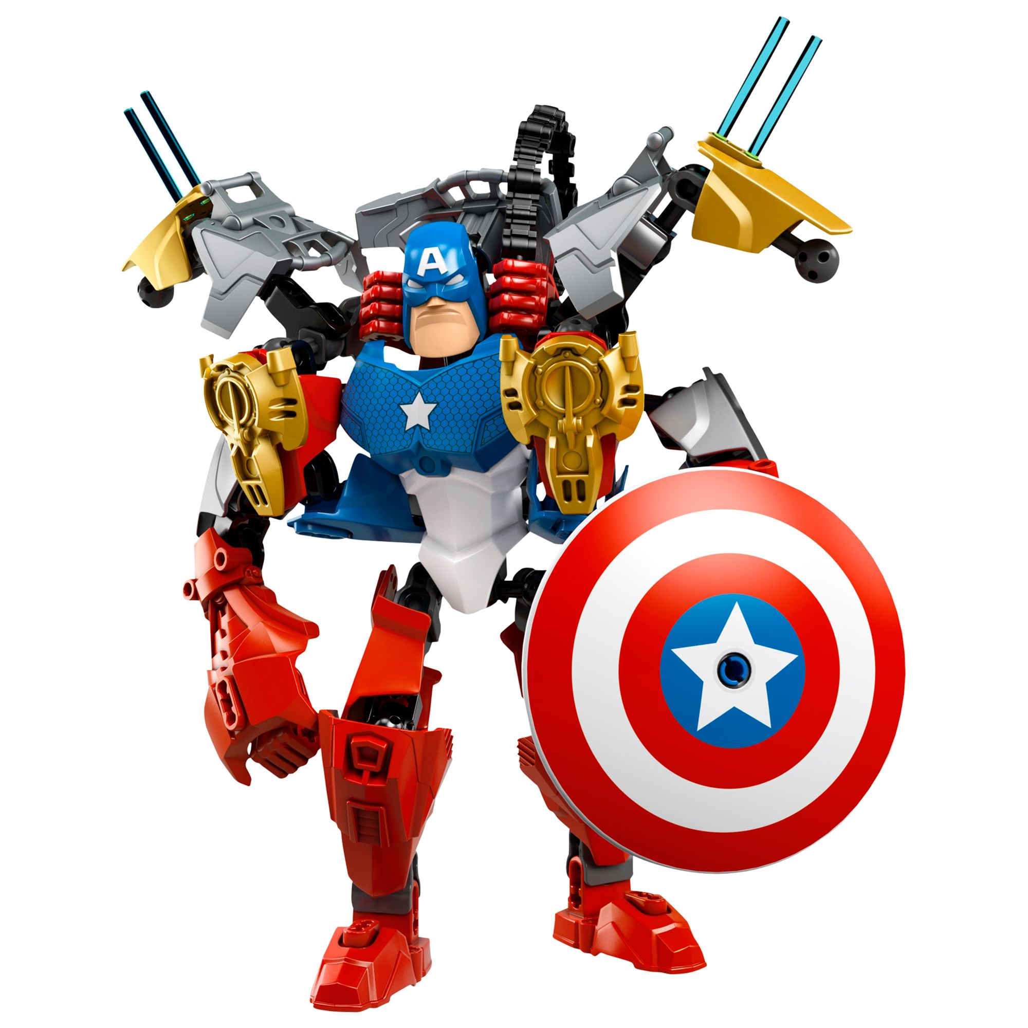 Lego Super Heroes Captain America