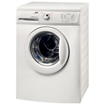 Zanussi ZWG6120K Washing Machine, 6kg Load, A+ Energy Rating, 1200rpm Spin