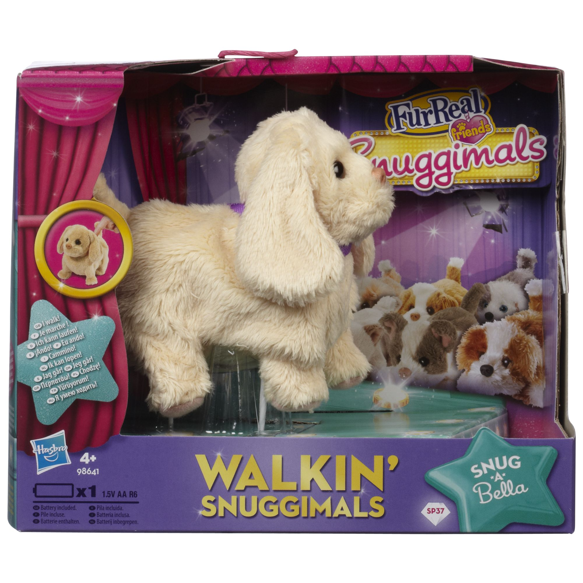 FurReal Walking Snuggimal, Assorted
