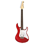 Yamaha Pacifica 012 Electric Guitar, Red