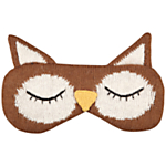 Aroma Home Owl Eye Mask, Multi