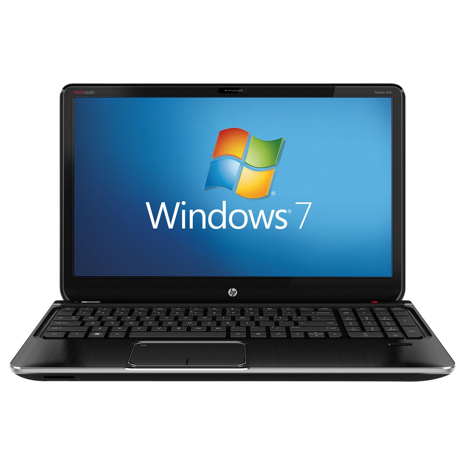 "Hp Pavilion Dv6-7104sa Laptop, Intel Core I7, 2.3ghz, 8gb Ram, 750gb, Beats Audio, 15.6"", Metal Grey"