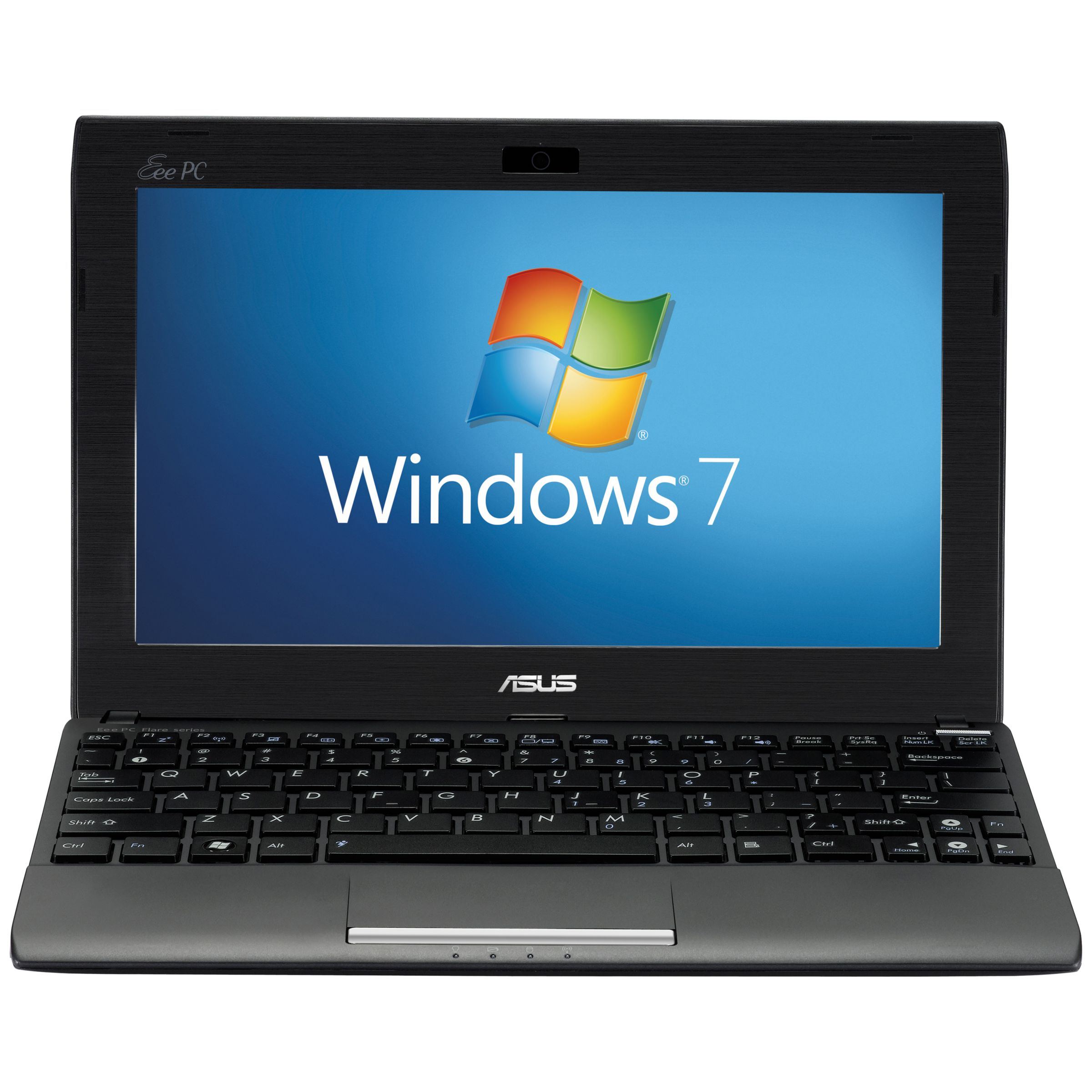 Asus 1025c Netbook, Intel Atom, 1.86ghz, 1gb Ram, 320gb, 12 Hours Battery Life, 10.1'', Grey