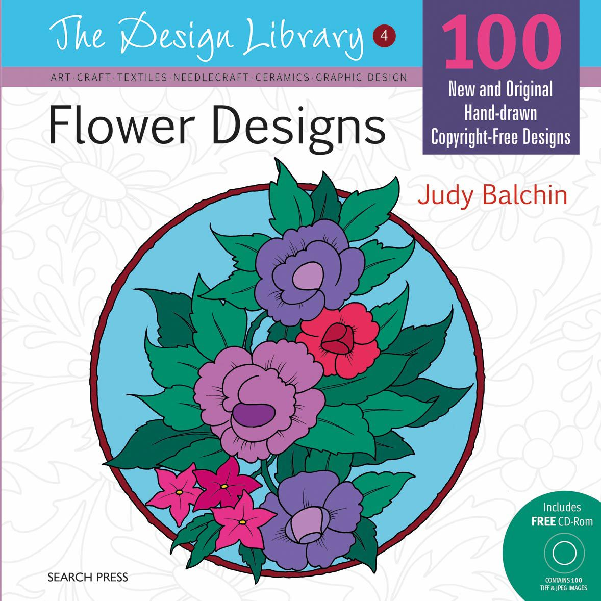 The Design Library: Flower Designs