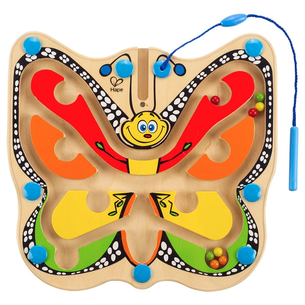 Hape Colour Flutter Butterfly Maze