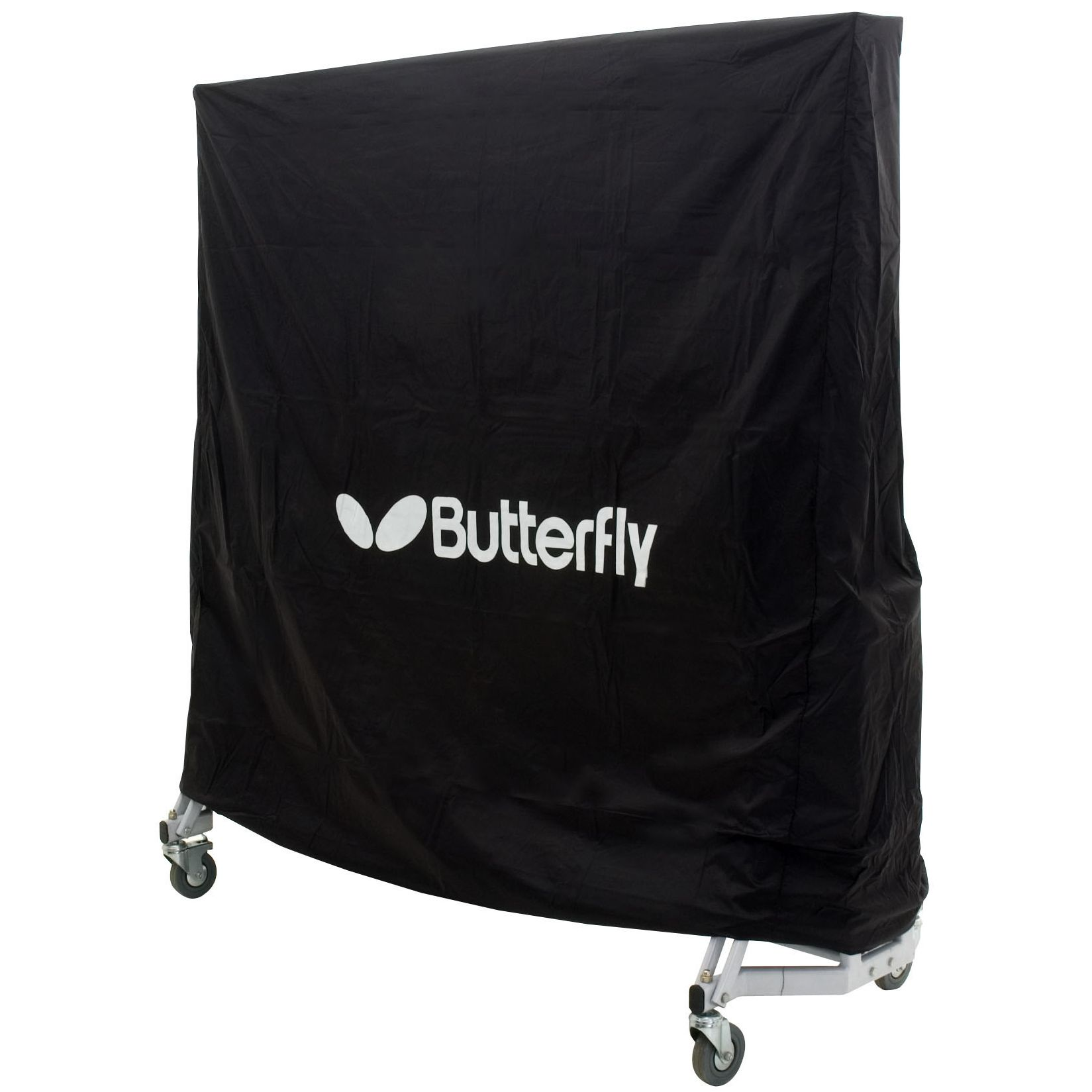 Butterfly Slimline Table Tennis Cover, Black