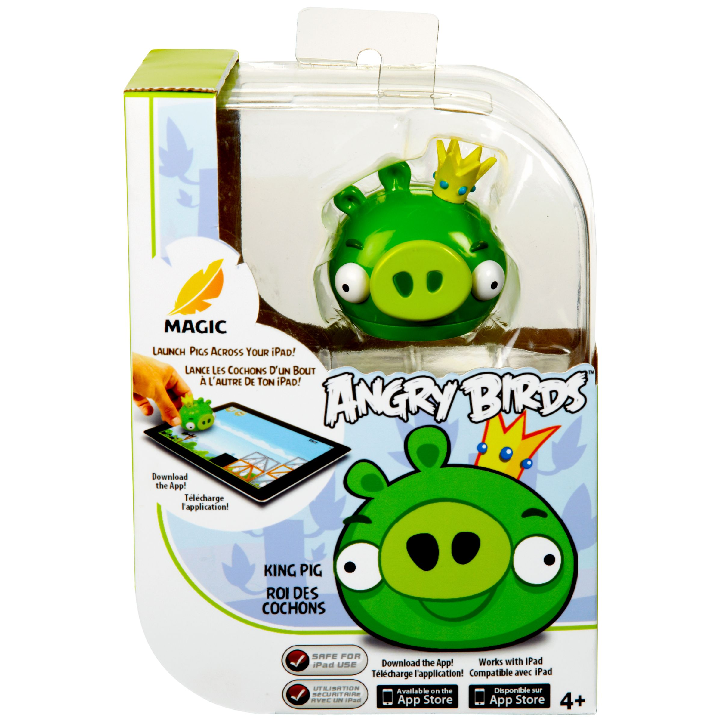 Angry Birds Apptivity App Toy