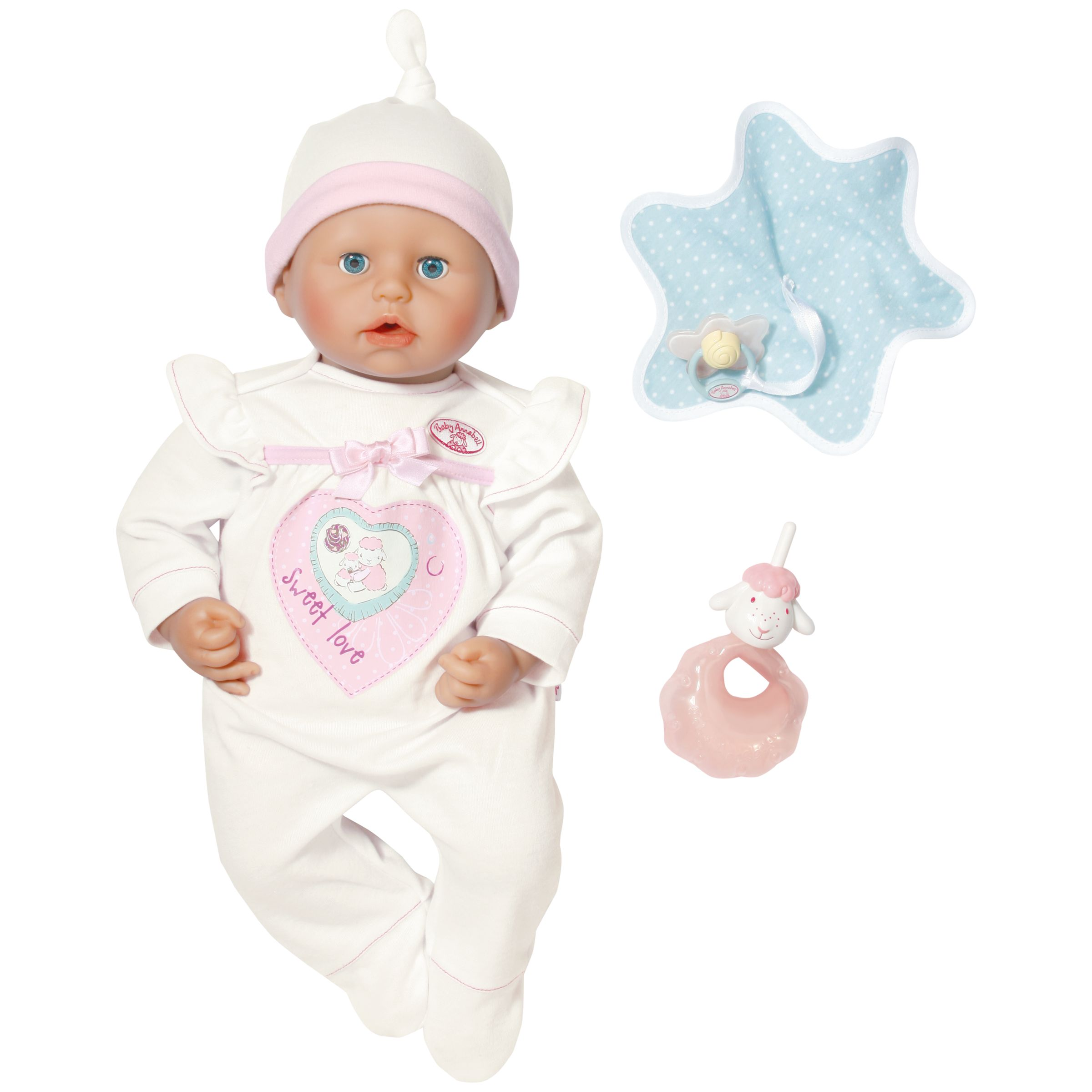 Baby Annabell Doll: 2012 Edition