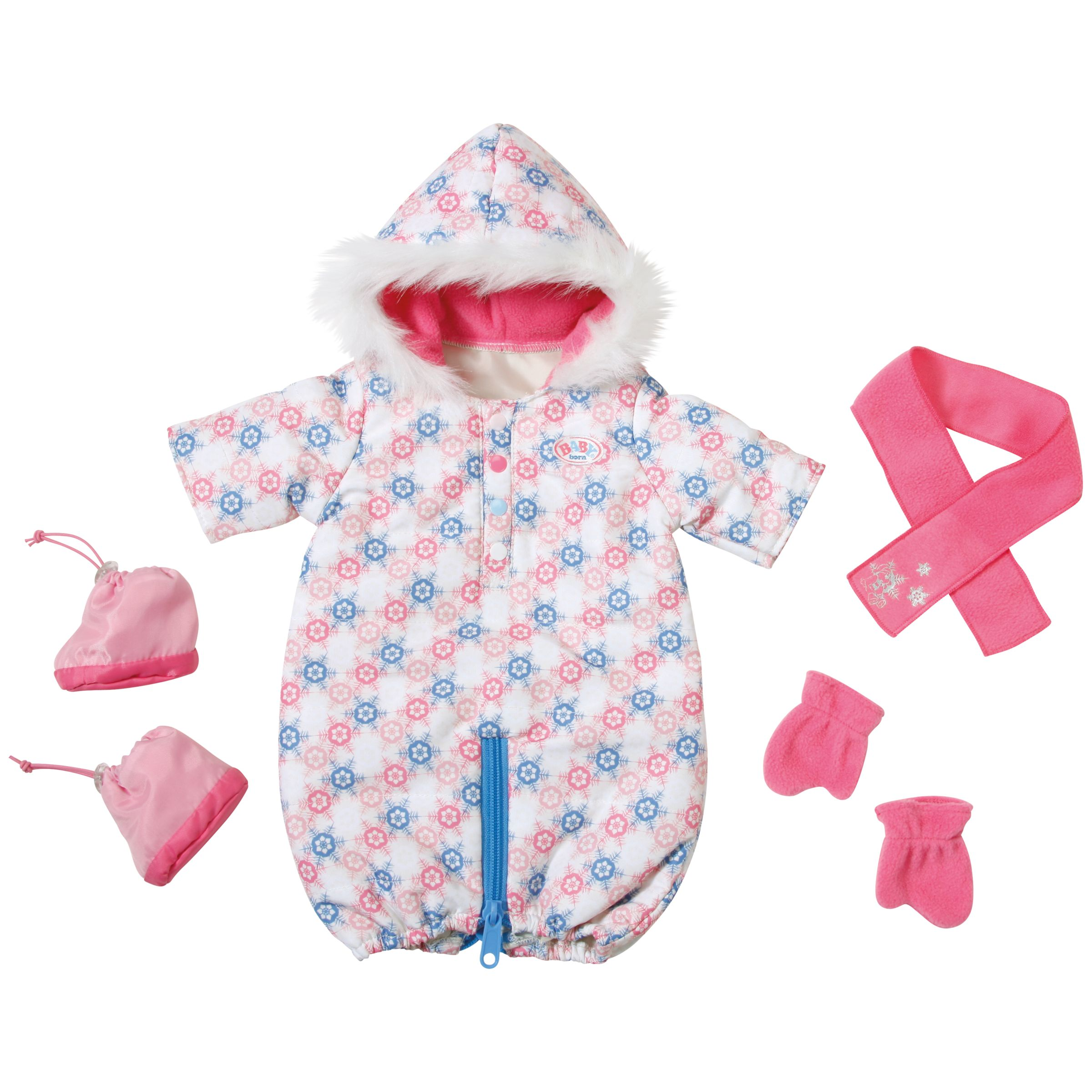 Baby Born Deluxe Winter Outfit