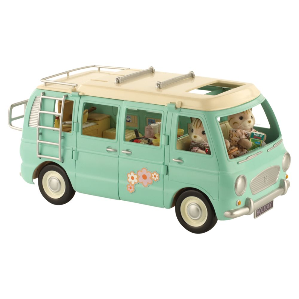 Sylvanian Campervan Set