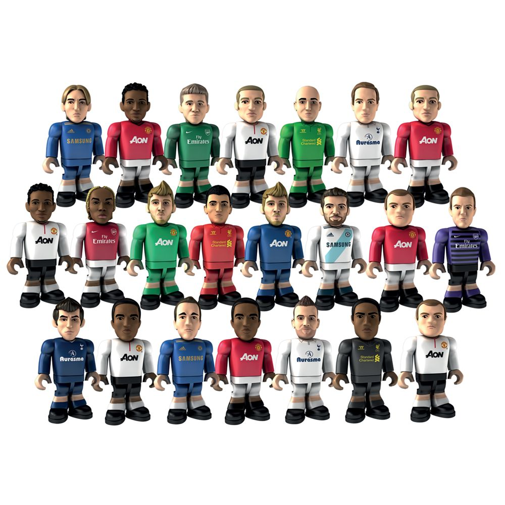 Sports Stars Micro Figures, Assorted