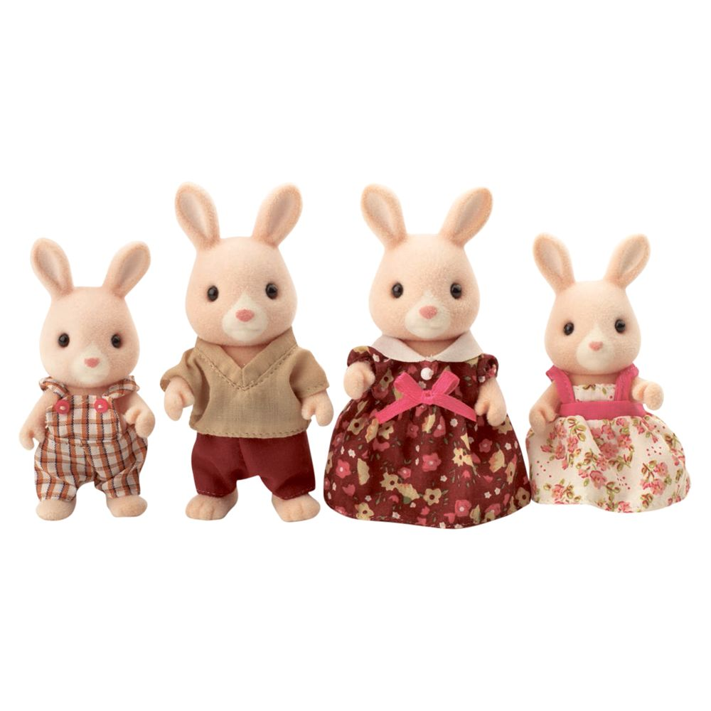 Sylvanian Families, Champagne Rabbit Family