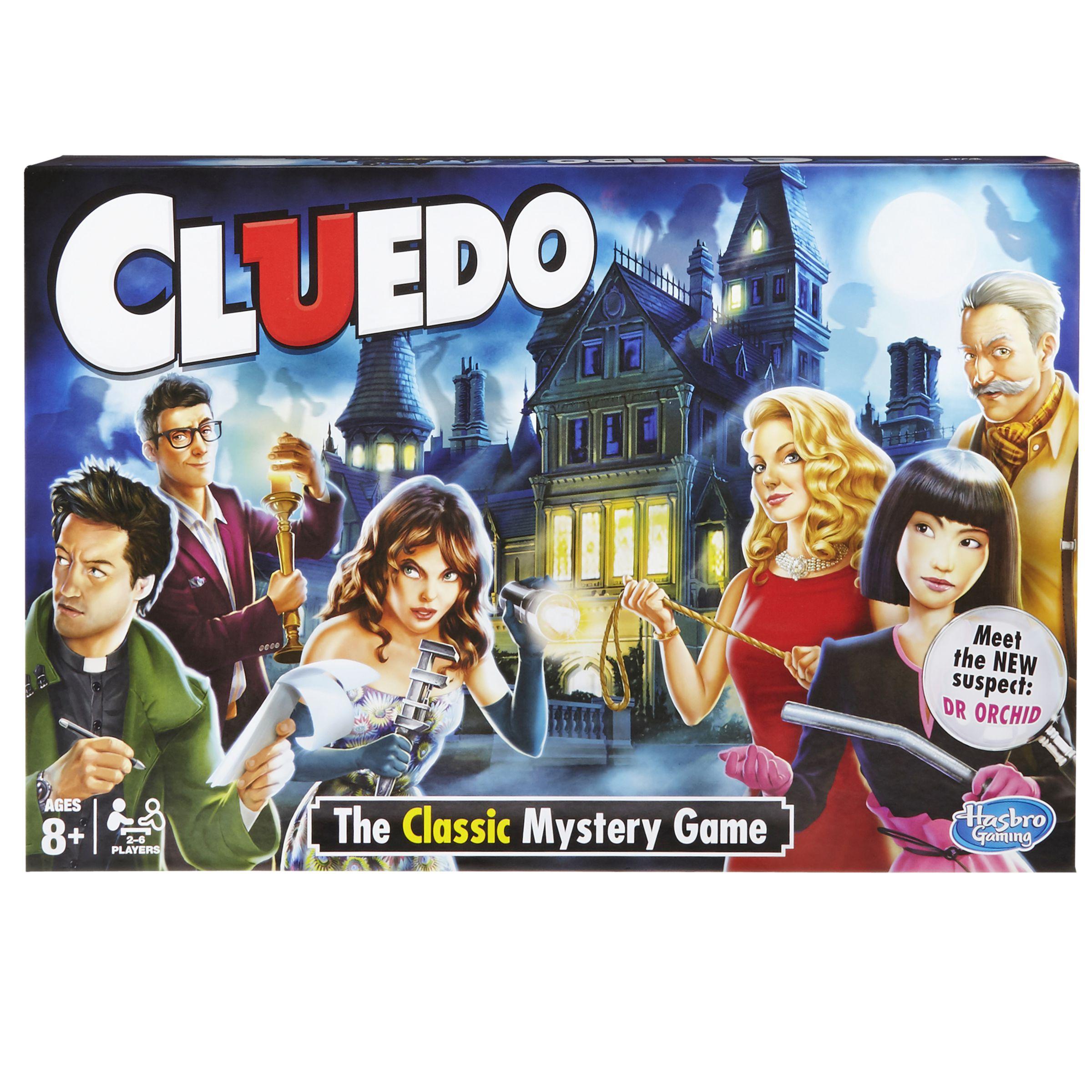 Cluedo Mystery