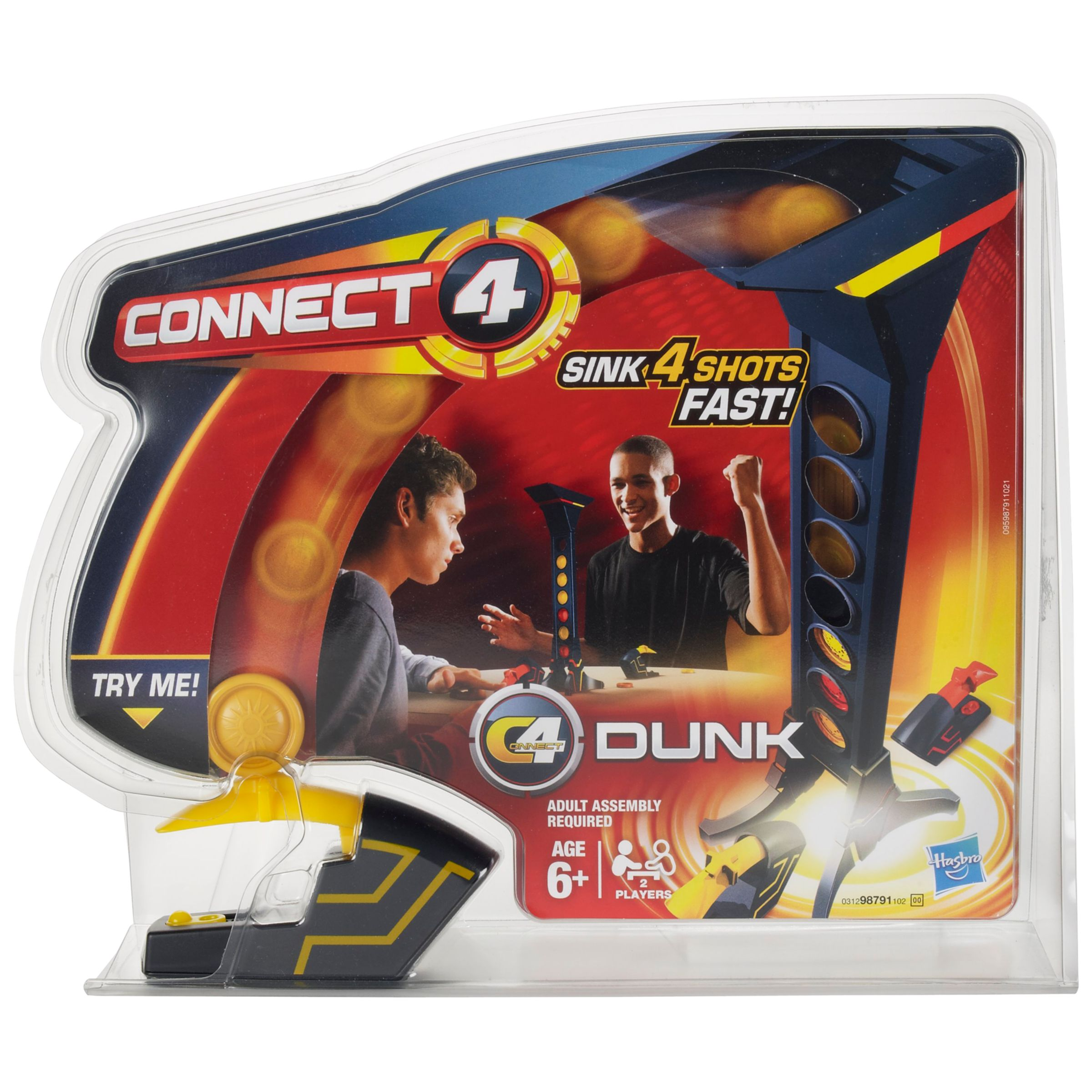Hasbro Connect 4 Dunk