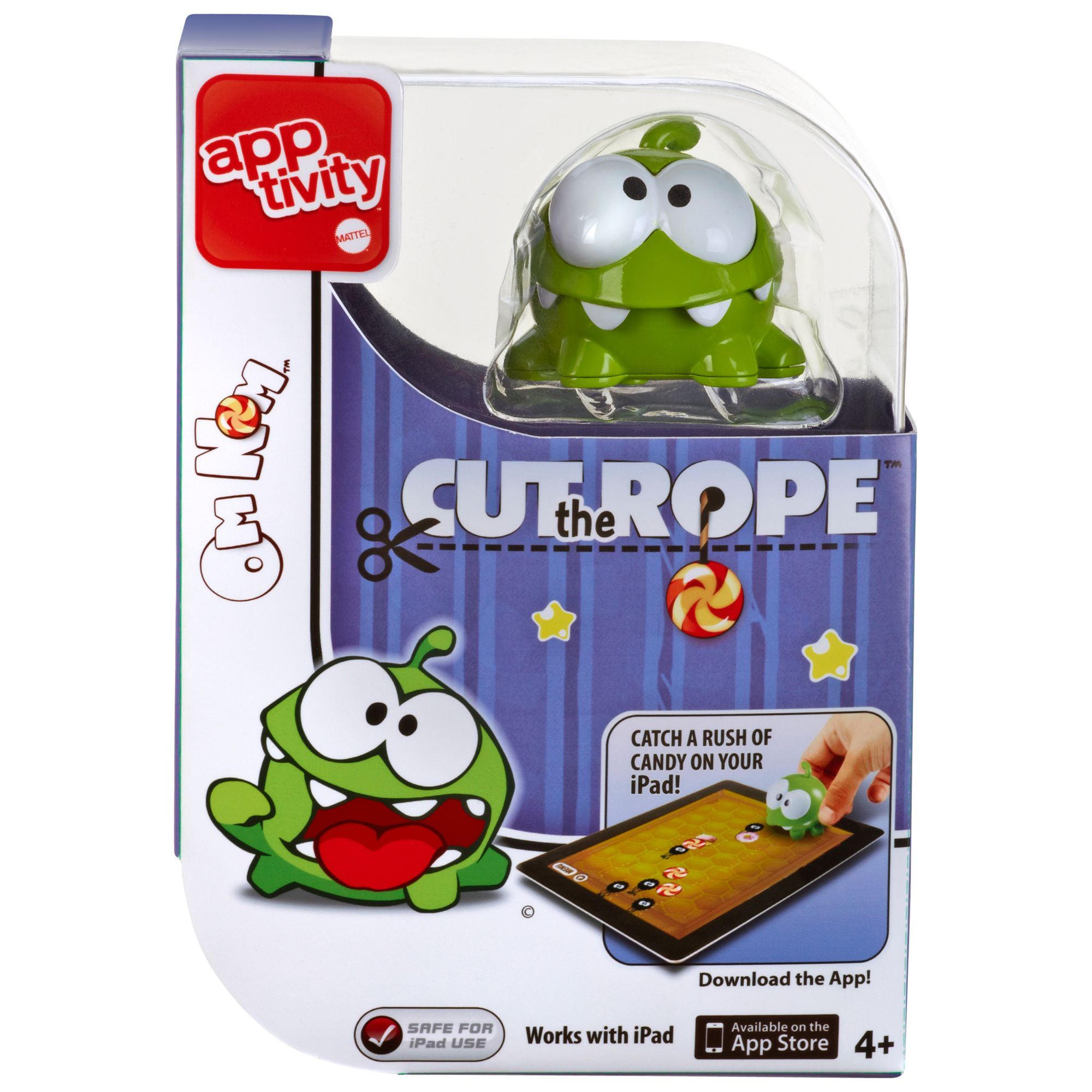 Cut The Rope Apptivity App Toy