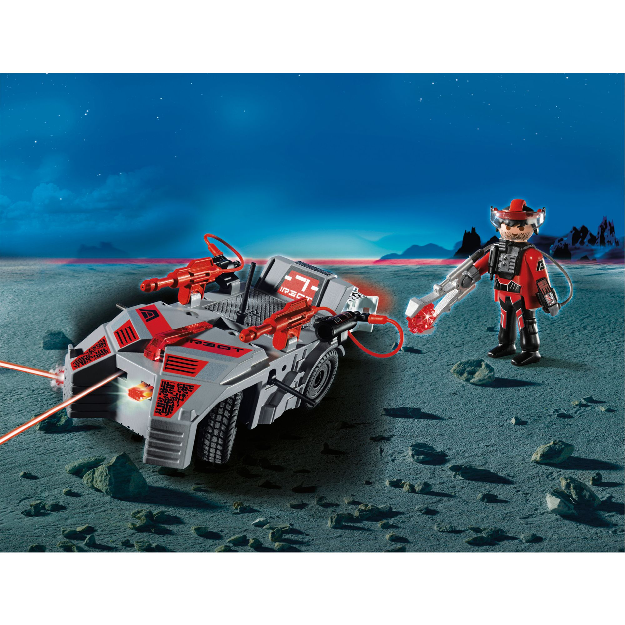 Playmobil Dark Rangers Explorer
