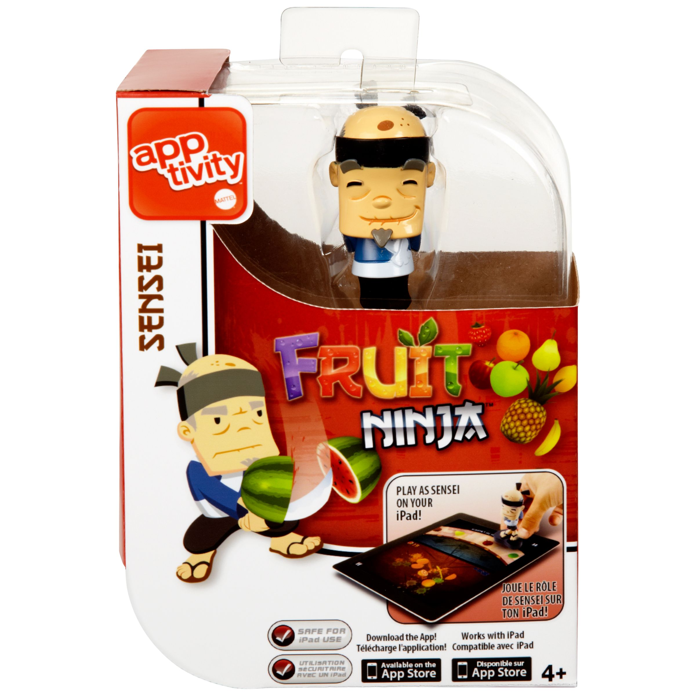 Fruit Ninja Apptivity App Toy