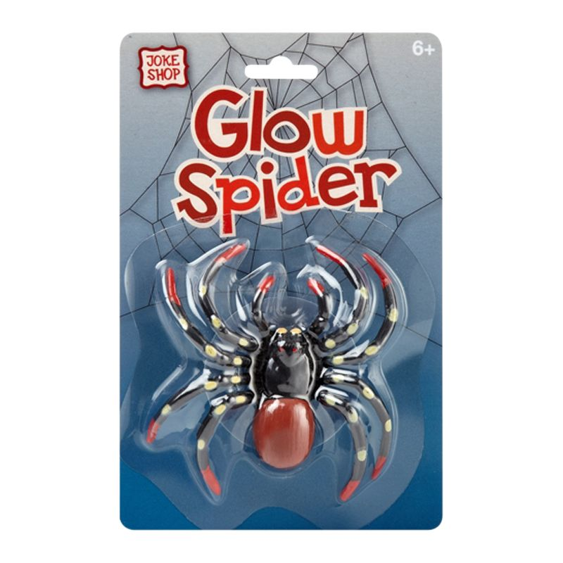 Glow in the Dark Spider