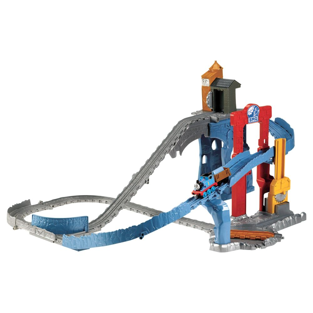 Thomas The Tank Engine Great Quarry Climb Set