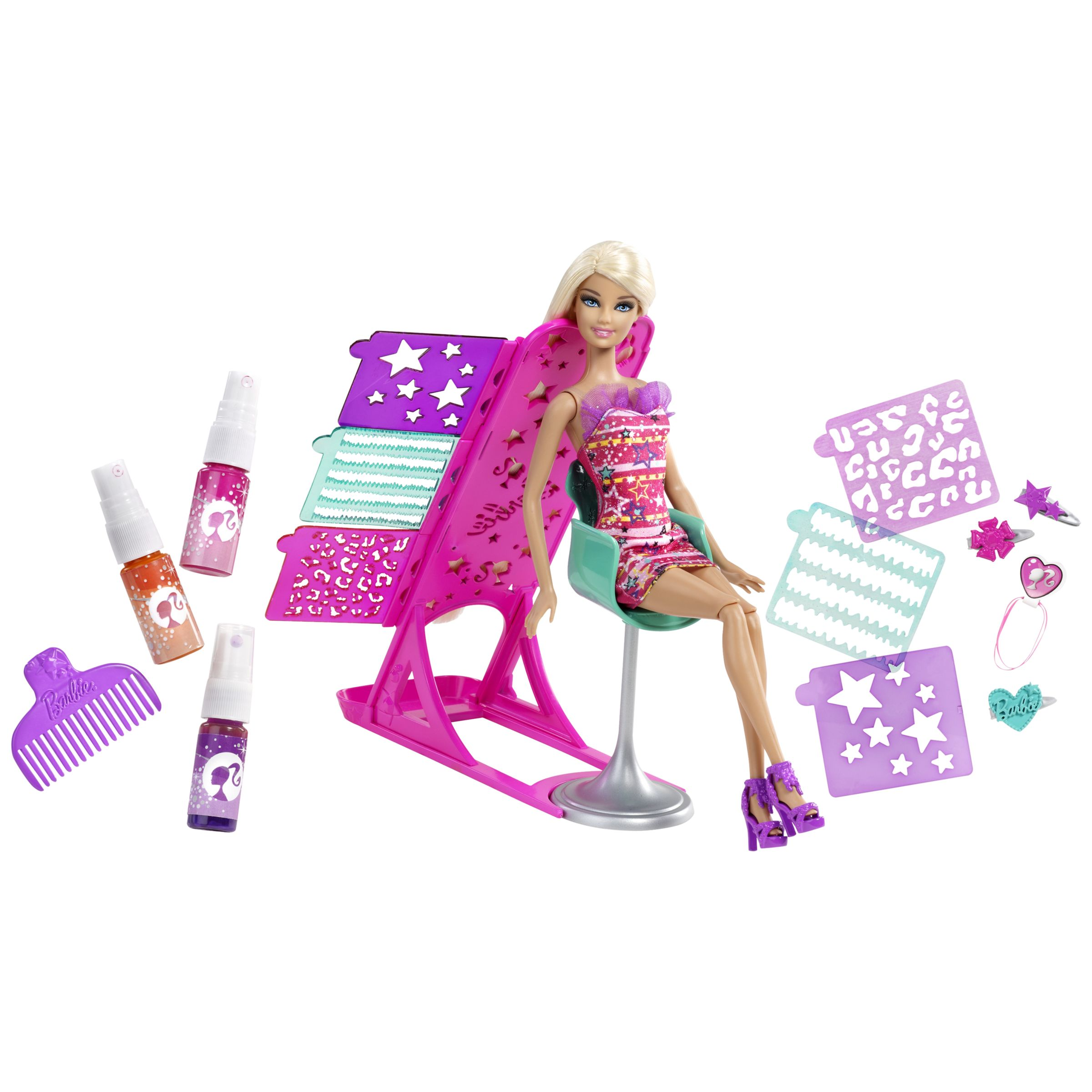 Barbie Hair Artist Doll