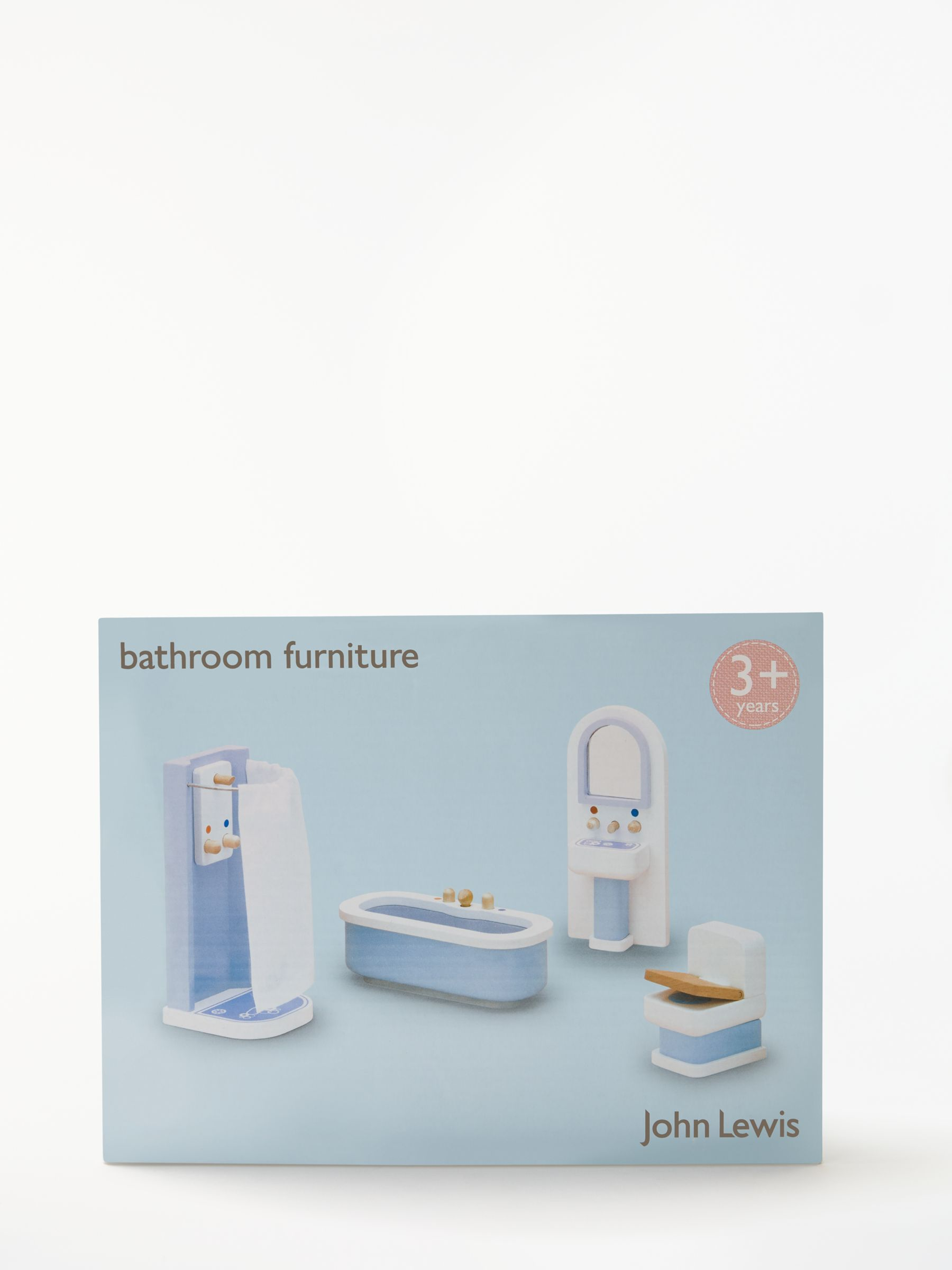 John Lewis Doll's House Accessories, Bathroom