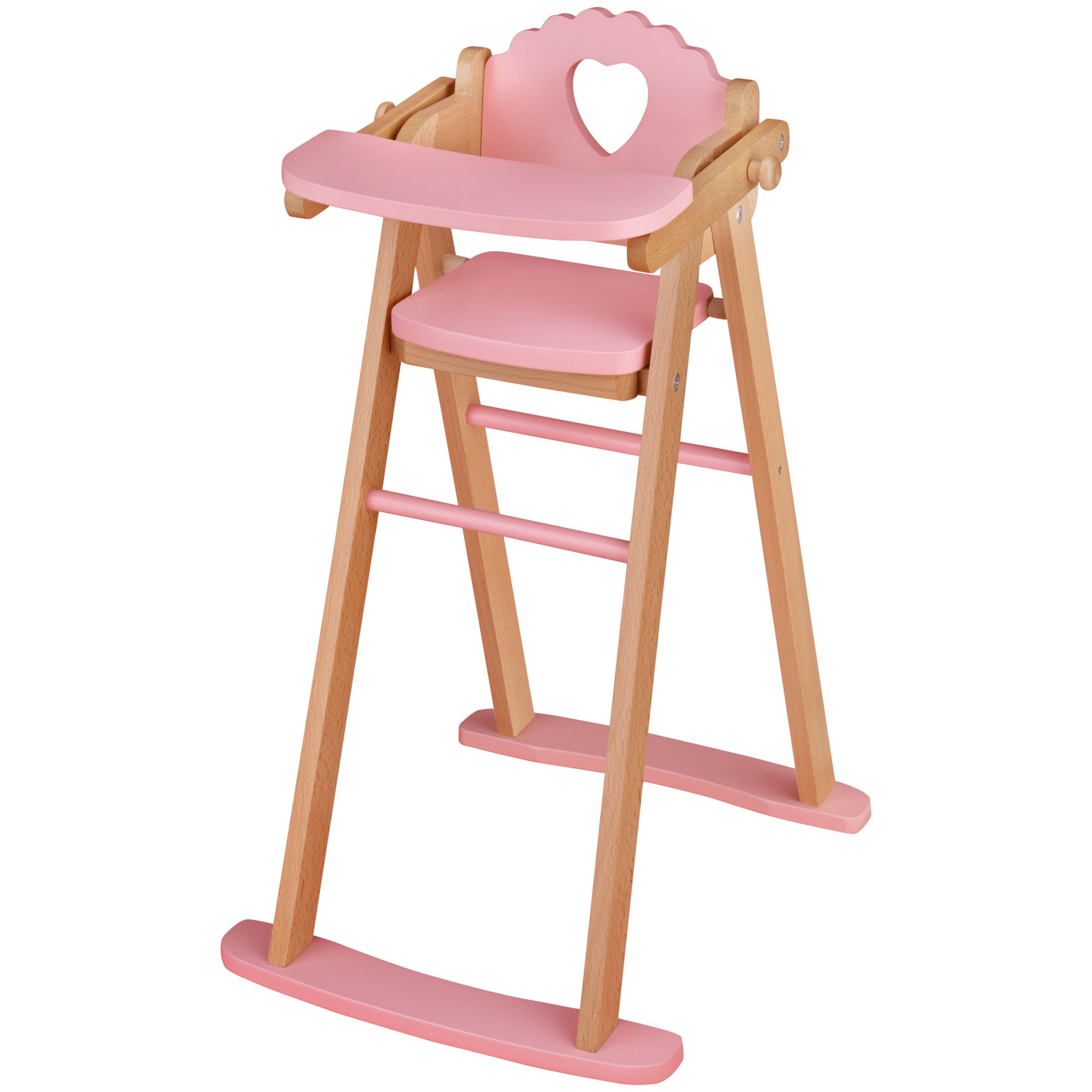 John Lewis Doll's High Chair
