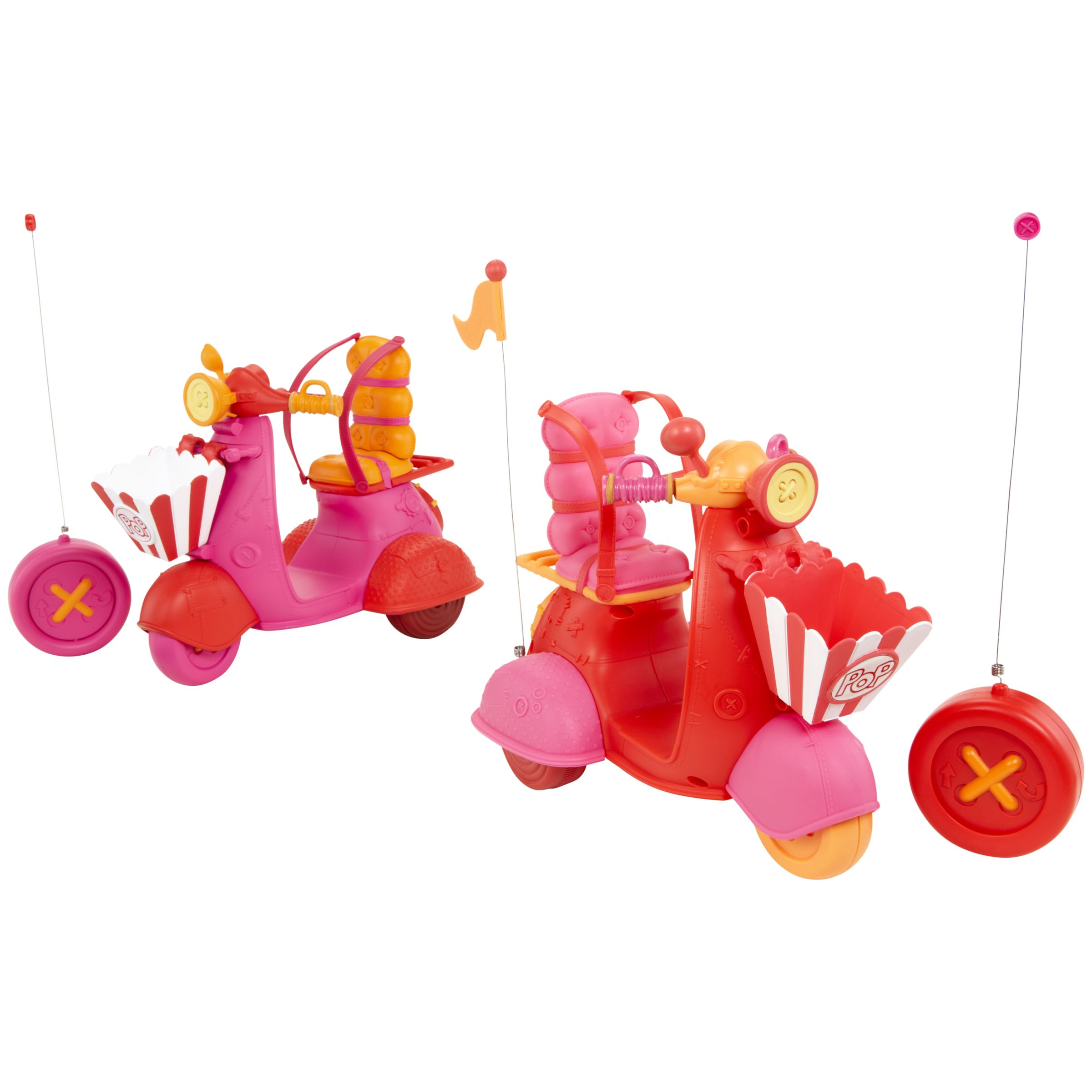 Lalaloopsy Remote Contolled Scooter