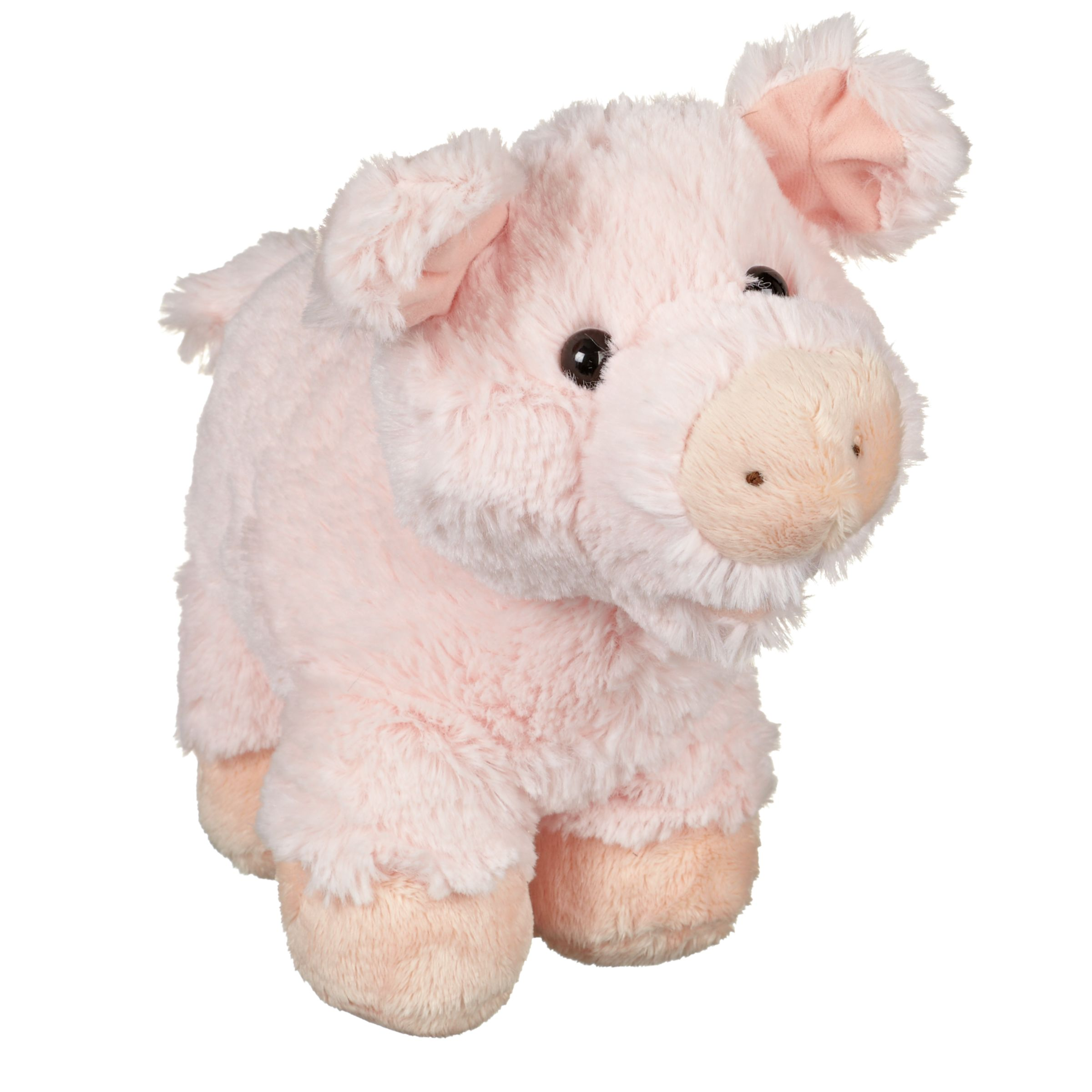 John Lewis Farmyard Animal Soft Toy, Assorted