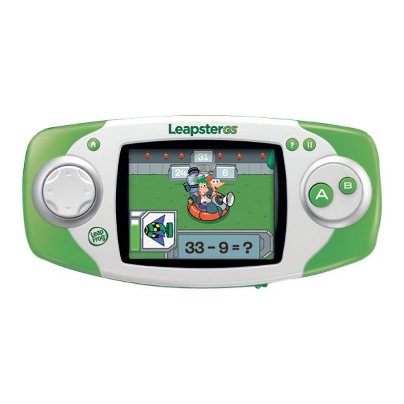 LeapFrog Leapster GS Explorer™, Green