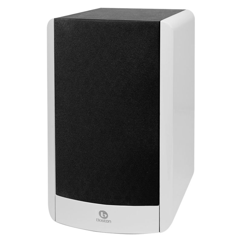 Boston Acoustics A26 Bookshelf Speaker, White