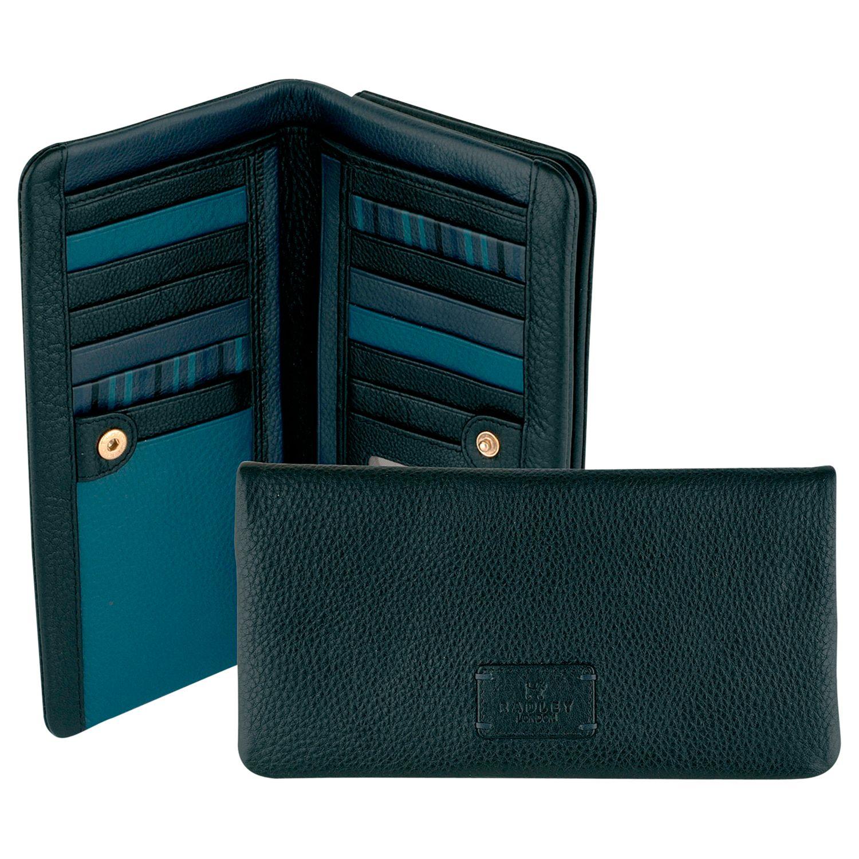Radley Cirencester Large Zip Wallet, Black