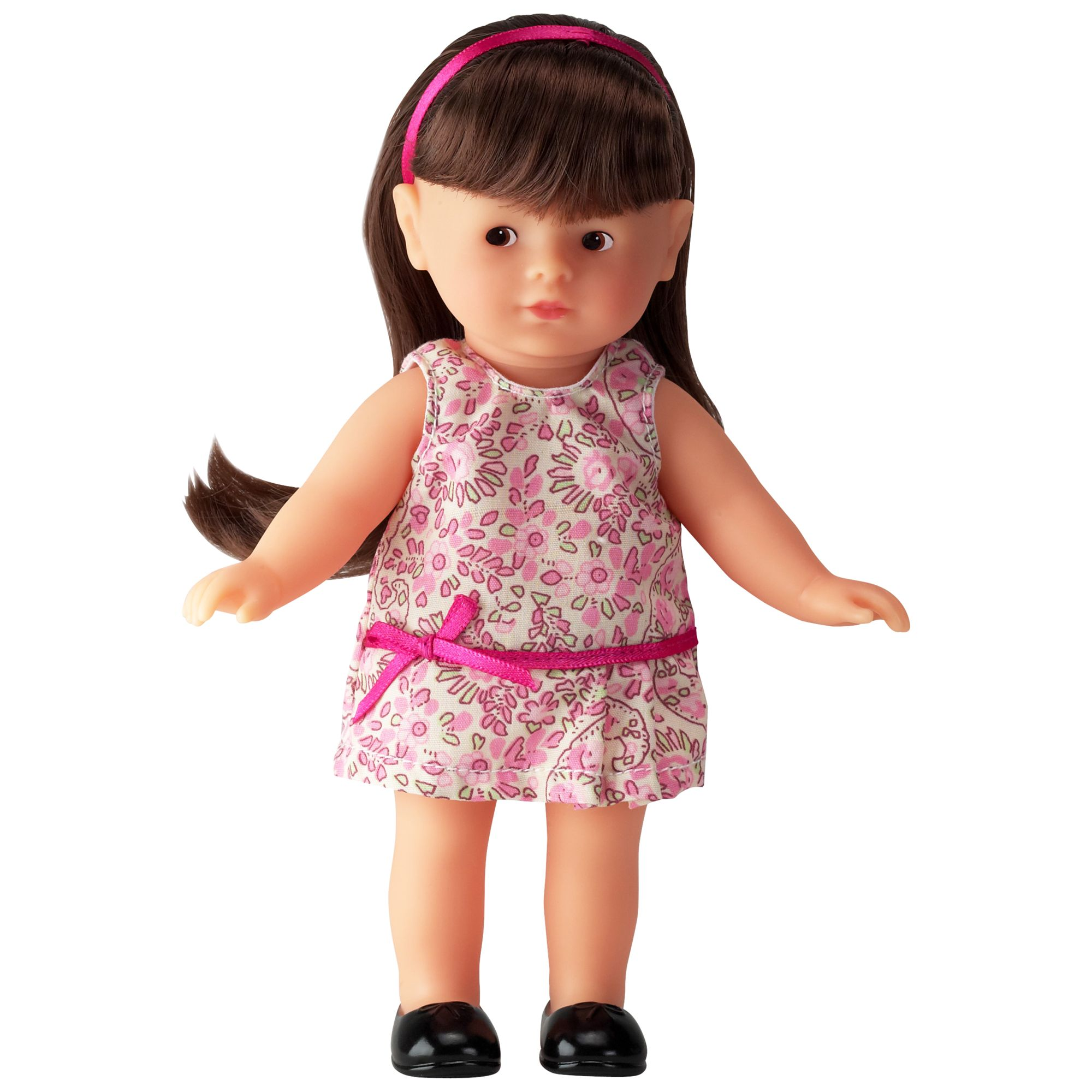 Mini Corolline Doll, Brunette