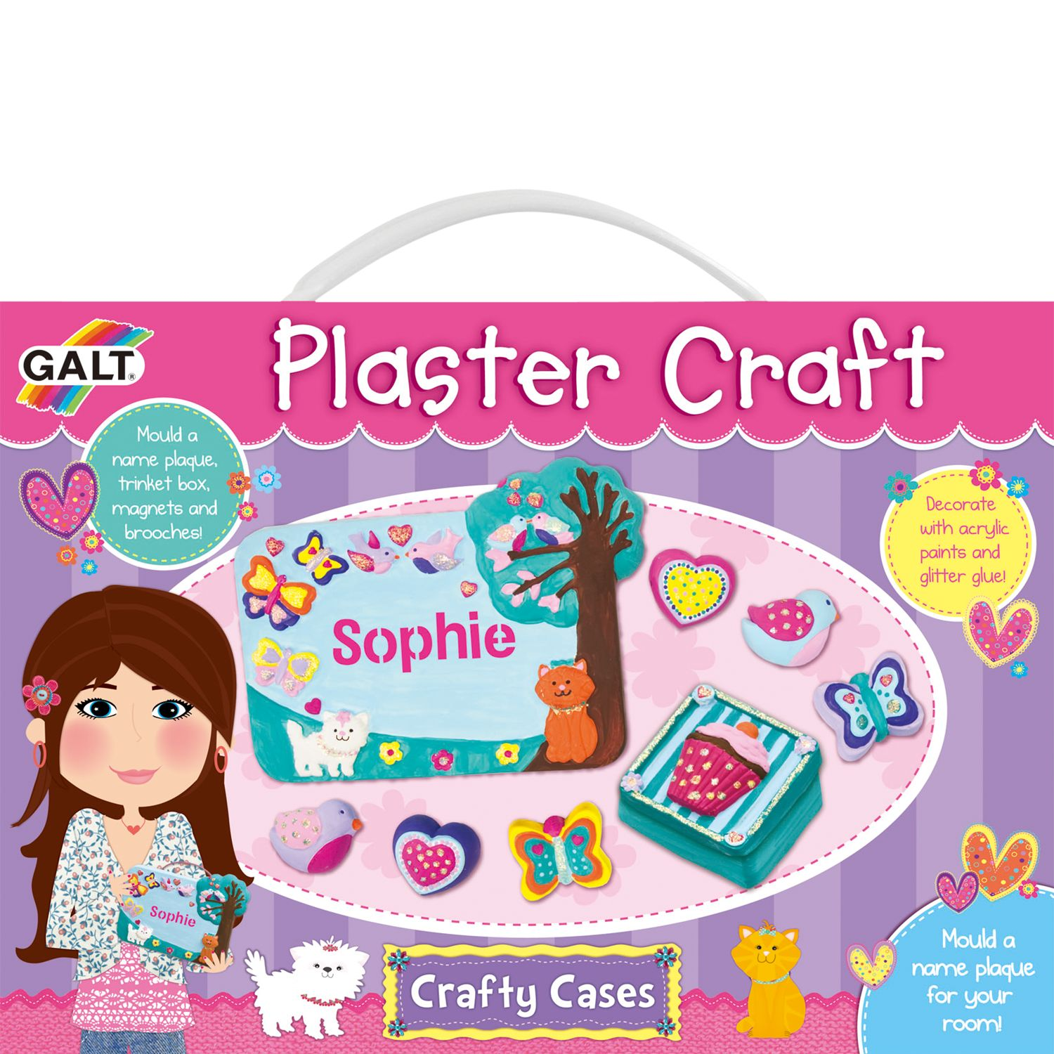 Galt Plaster Craft Set