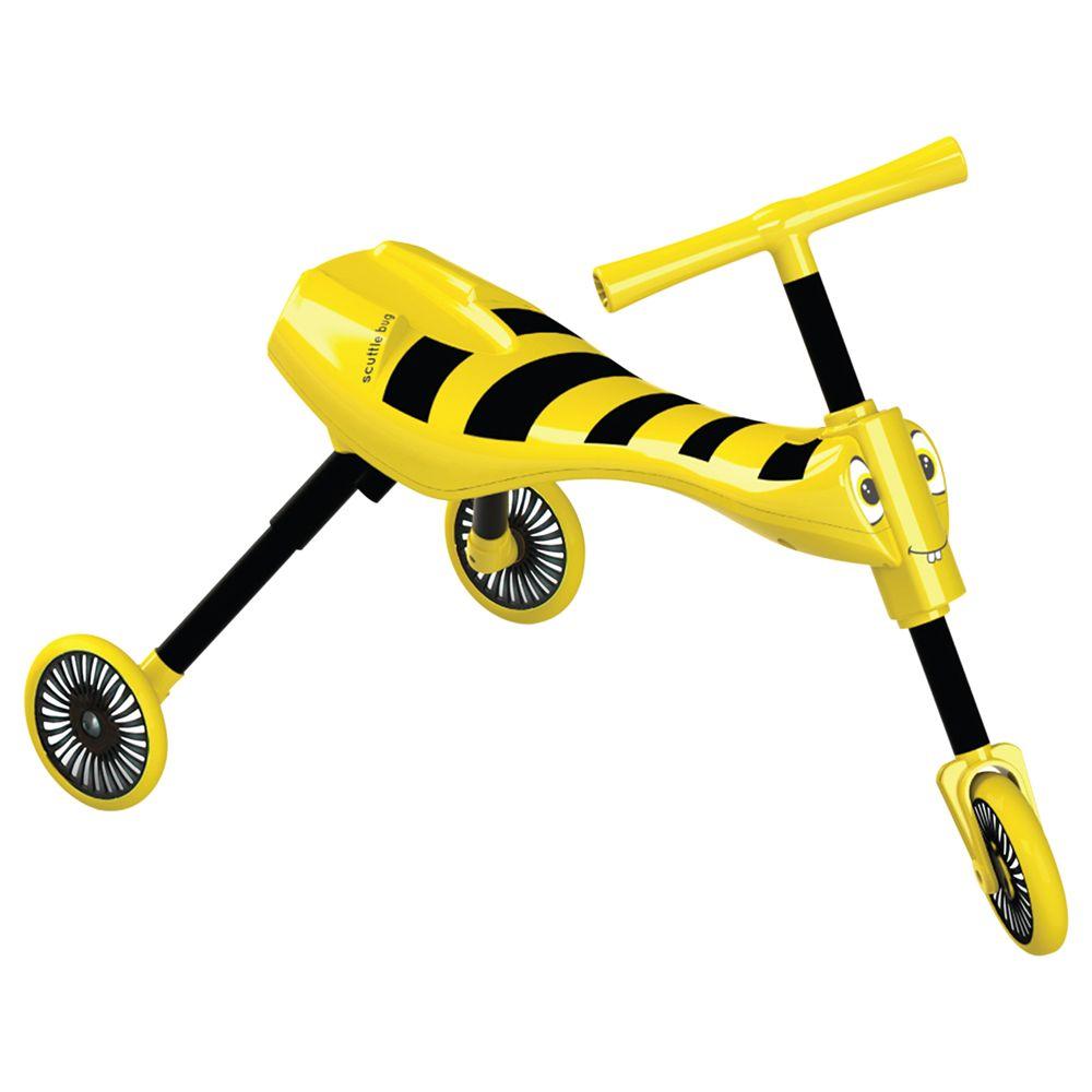 Mookie Scuttlebug Trike, Bumble Bee