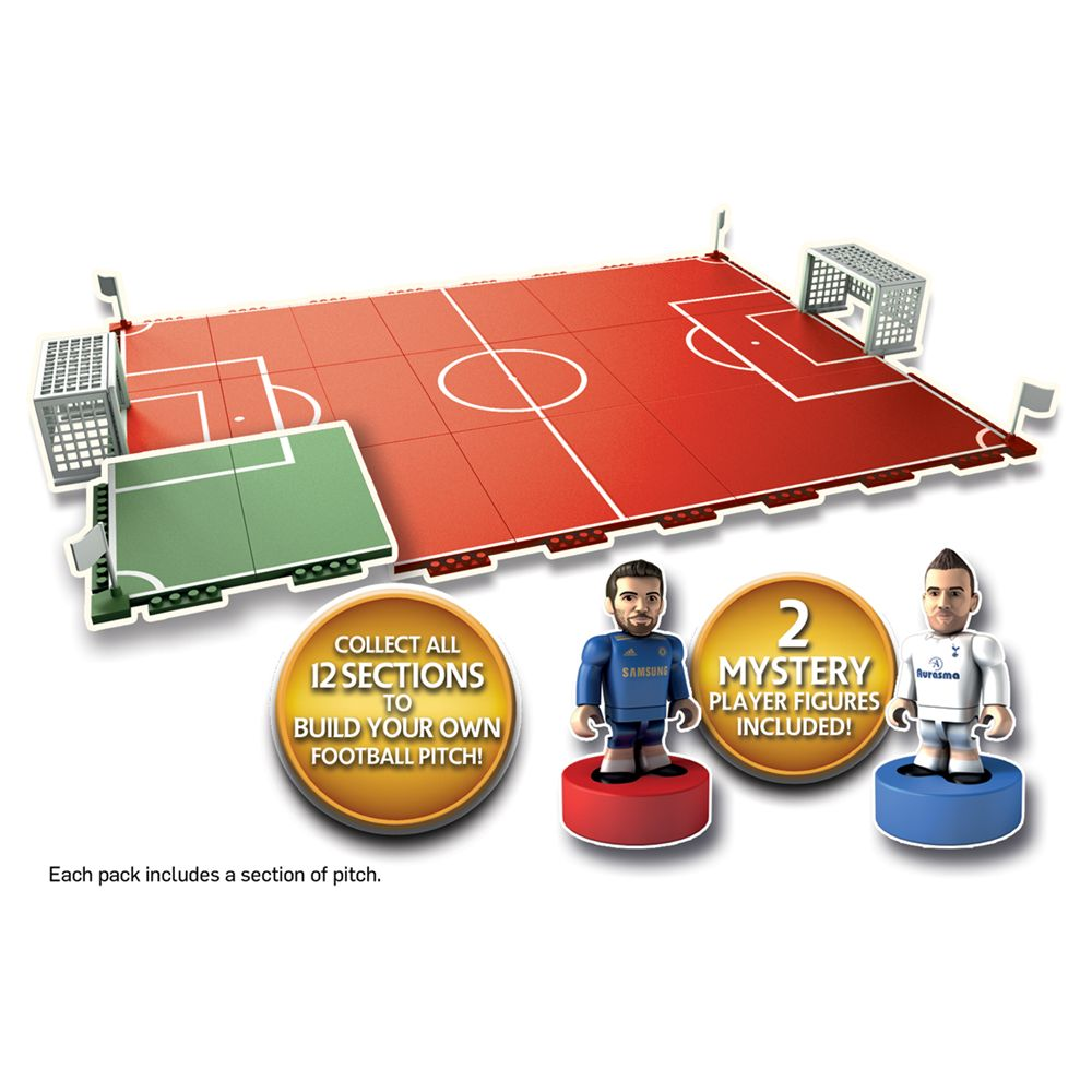 Sports Stars Collect and Build Figure, Assorted