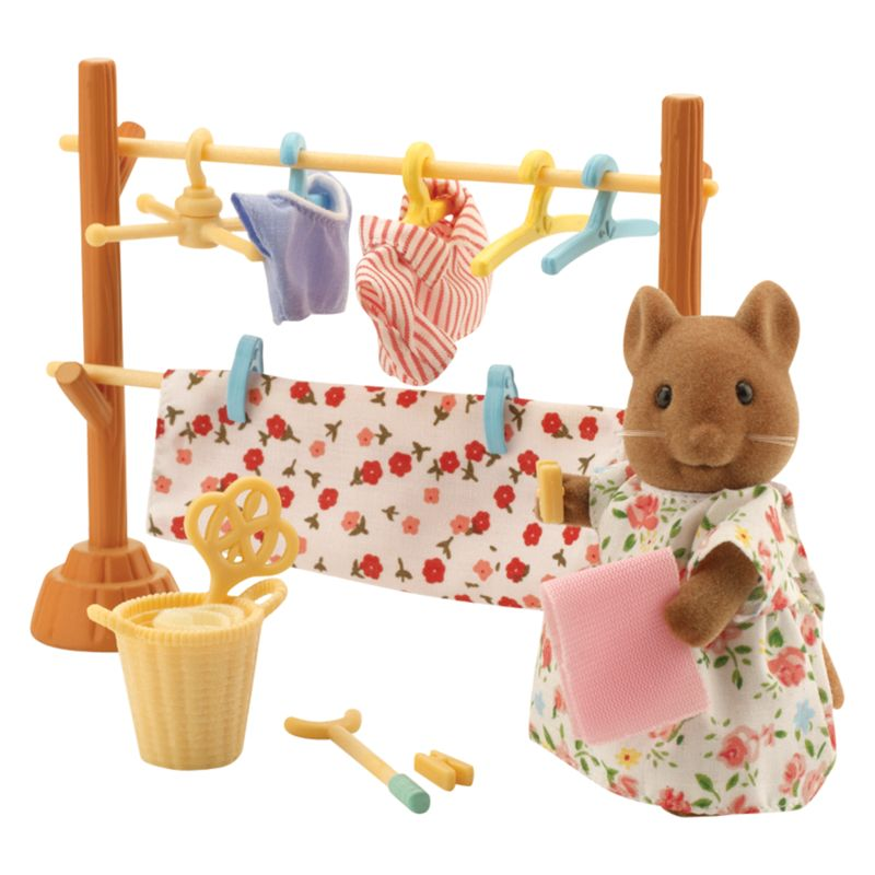 Sylvanian Families Washing Day Set