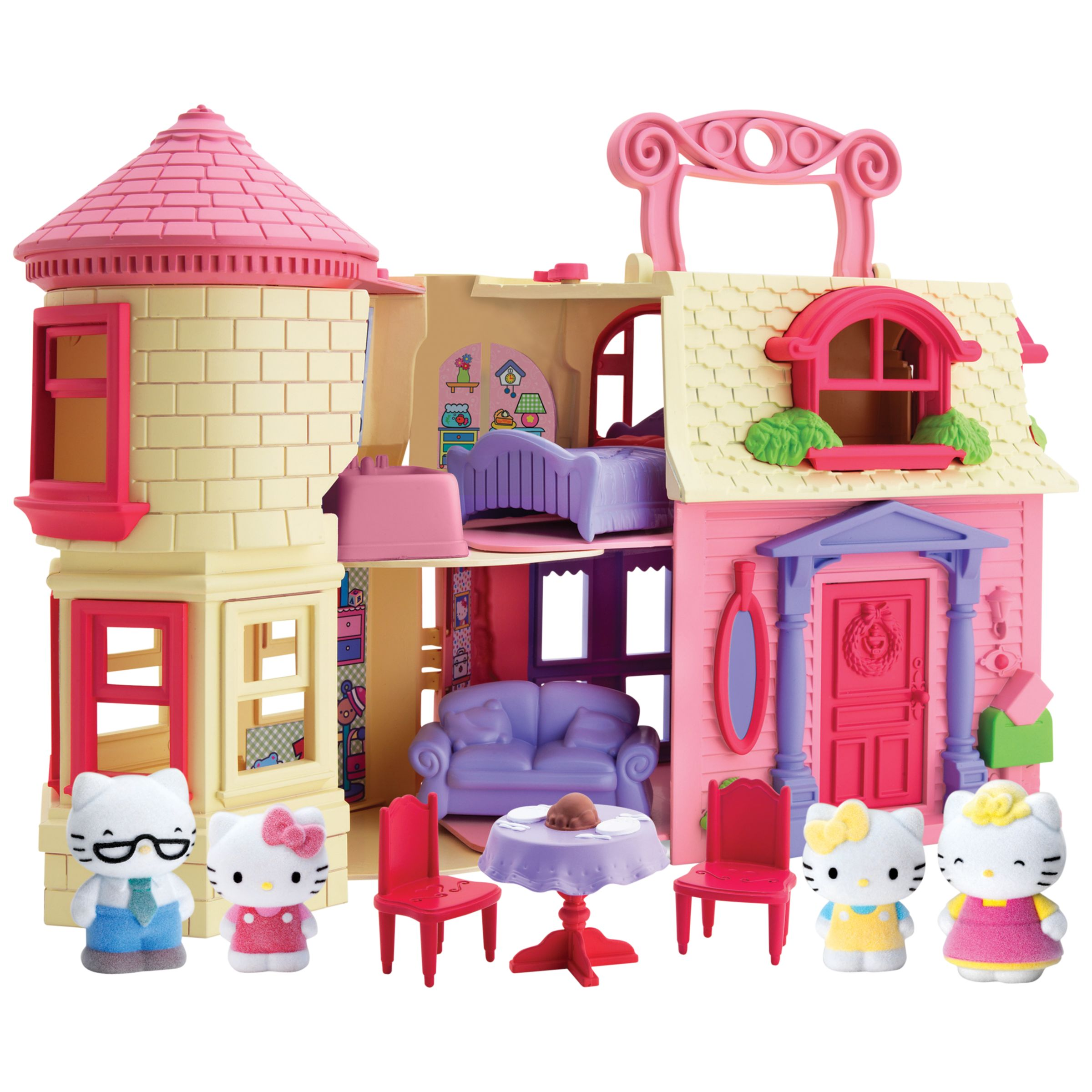 Hello Kitty Happy Home Set
