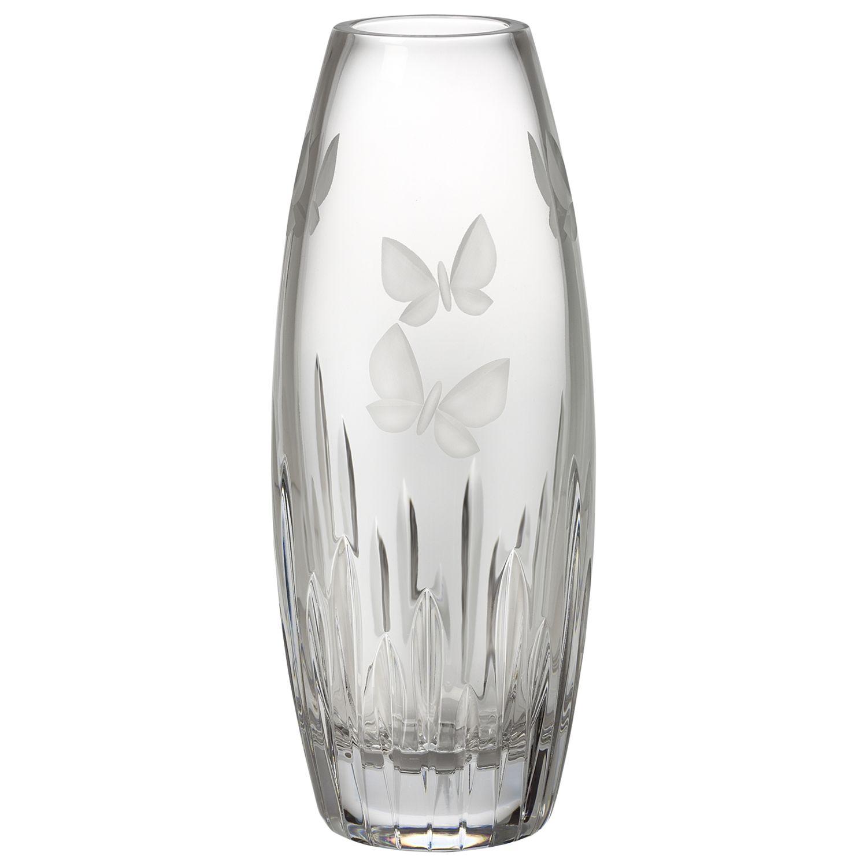 Vases modern furnishings store bedroom furniture lounge waterford crystal butterfly vase 11 reviewsmspy