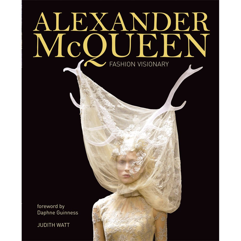 Alexander McQueen: The Legend and the Legacy Book