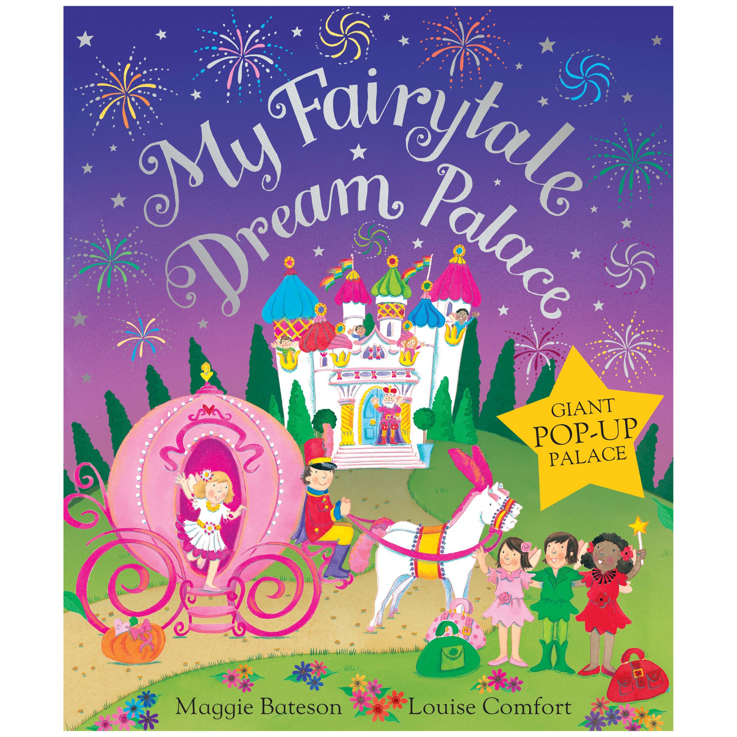 My Fairytale Dream Palace Pop-Up Book