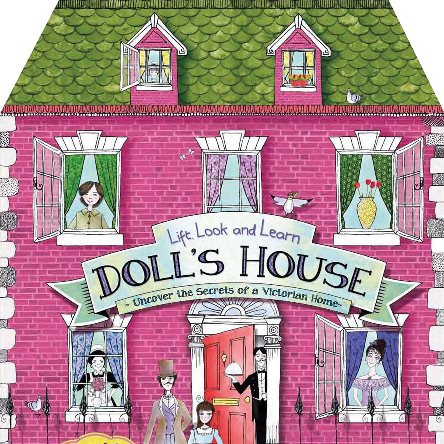 Lift, Look Learn Doll's House Book