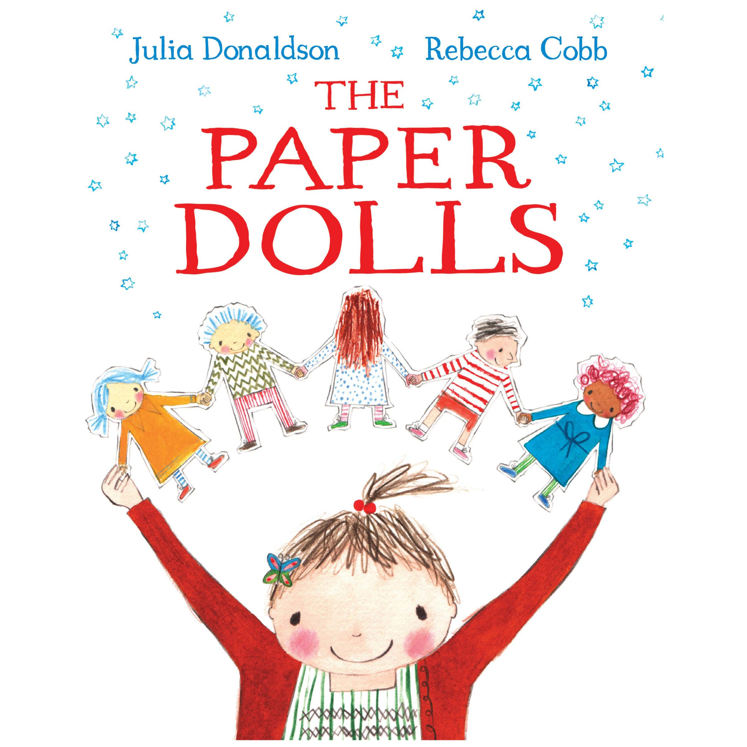 The Paper Dolls Book